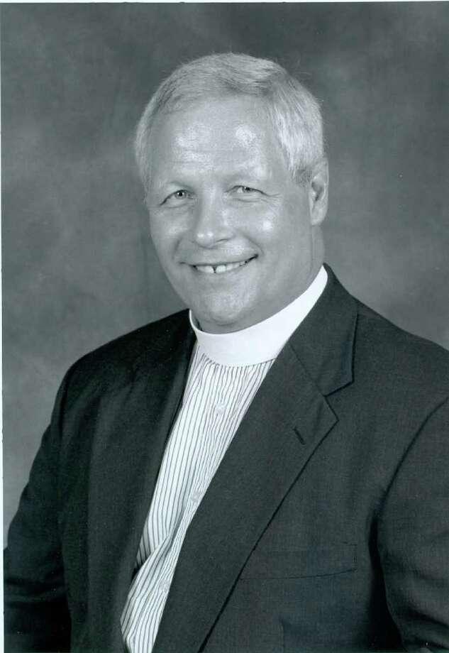 Rector John Branson of Christ & Holy Trinity Church Photo: Contributed Photo