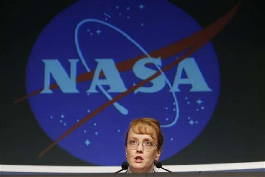 Deputy Administrator Shana Dale said NASA takes safety concerns very seriously. Photo: Charles Dharapak, AP
