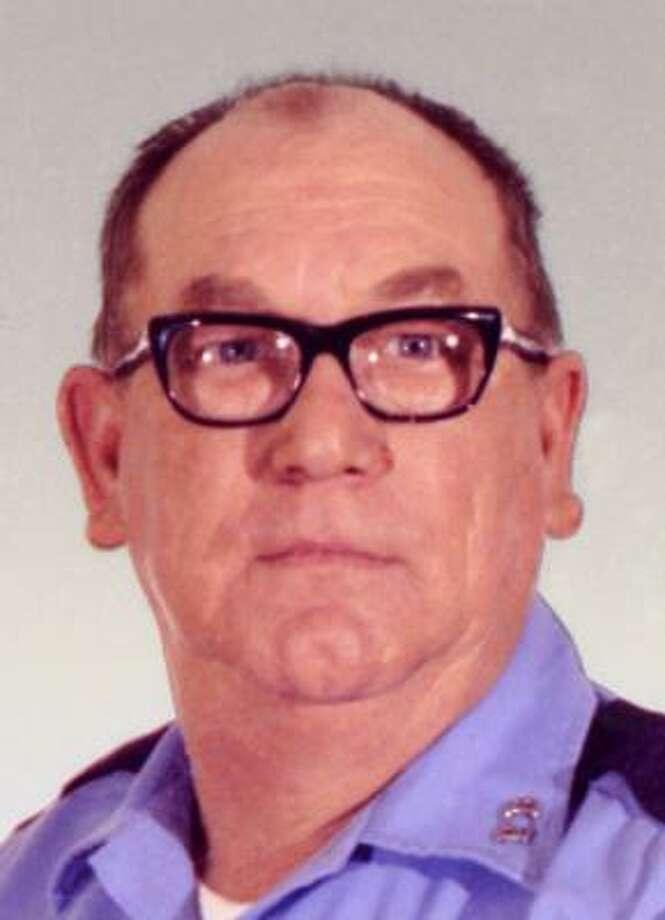 John Ruchti, former Houston Police Dept. officer and K-9 Corps member. Photo: Courtesy Photo