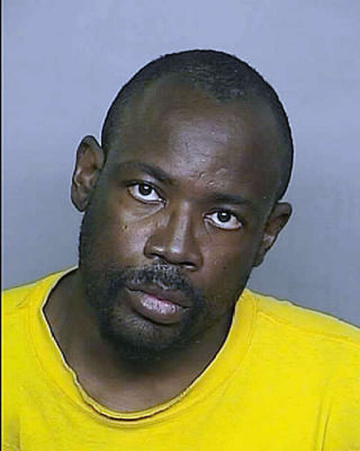 It wasn't immediately clear whether Josephus Haynes' goal was escape or suicide, police said. Photo: Denver Police Department