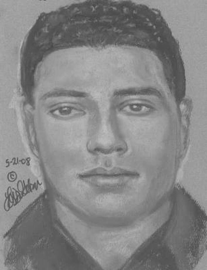 "Houston police released composite sketches of two men suspected in the May 10 aggravated robbery of a construction company owner. One man is his early 20s, and about 5' 4"" with a medium to thin build. Photo: HPD"