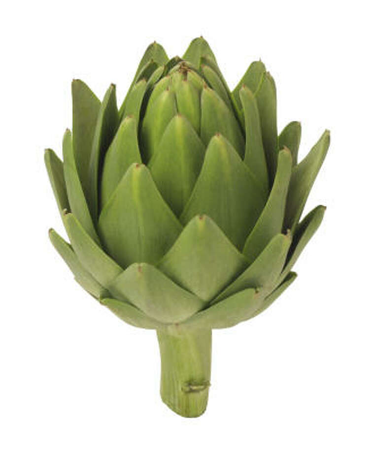 Artichokes are fancy enough to star at any dinner party. Photo: Danny Smythe, Fotolia