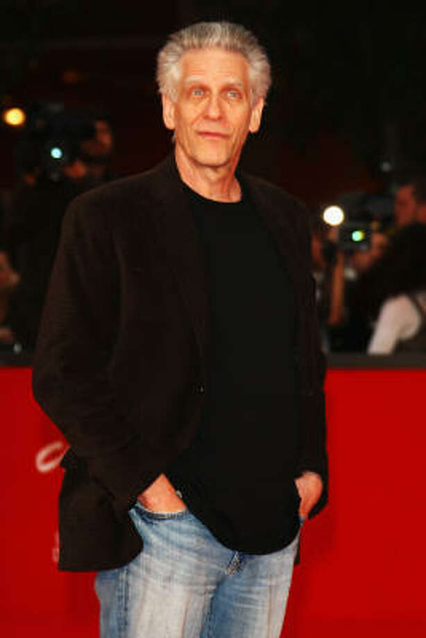 Director David Cronenberg attends the Red Carpet during the 3rd Rome International Film Festival held at the Auditorium Parco della Musica on Oct. 23 in Rome. Photo: Vittorio Zunino Celotto, Getty Images