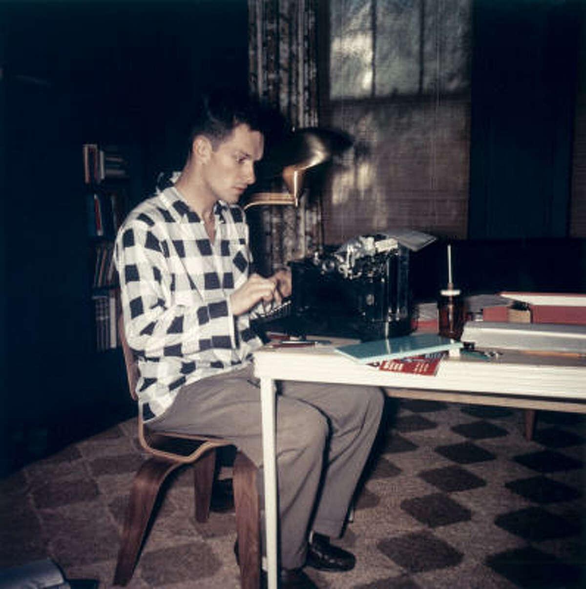 EARLY DAYS: Hugh Hefner created Playboy when he was 27.