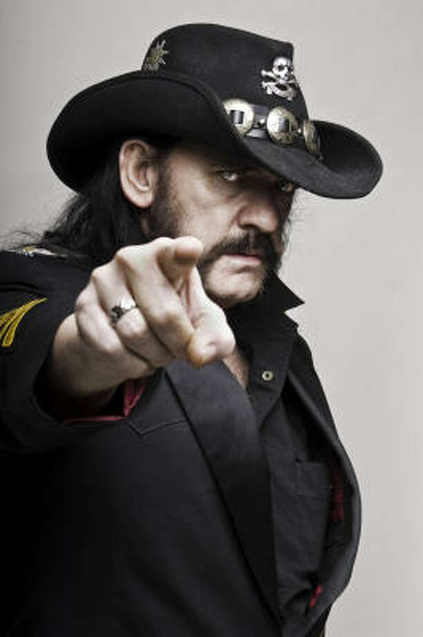 Lemmy Kilmister has polluted his body with drinks and drugs for much of the past four decades, yet there's a purity to his band Motörhead. Photo: Robert John