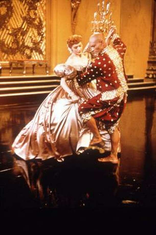 Yul Brynner and Deborah Kerr in The King and I, which won five Academy Awards. Photo: AP