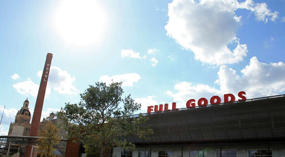 The Full Goods Building at the Pearl, designed by Lake/Flato. houses several stores that help make the Pearl more than a place to find good food. COURTESY THE CE GROUP