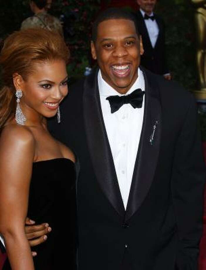 Houston-born Beyoncé, 26, and Jay-Z, 38, have been dogged by marriage rumors throughout their six-year relationship. Photo: HAHN/KHAYAT/NEBINGER, KRT