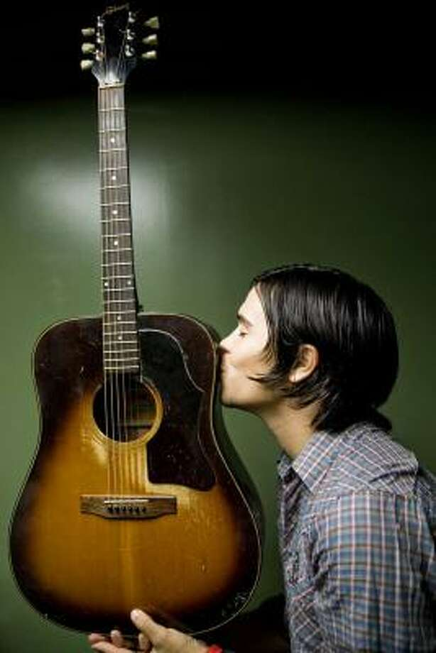 Singer-songwriter Joshua James will perform at 8 p.m. Monday at Warehouse Live. Photo: Intelligent Noise