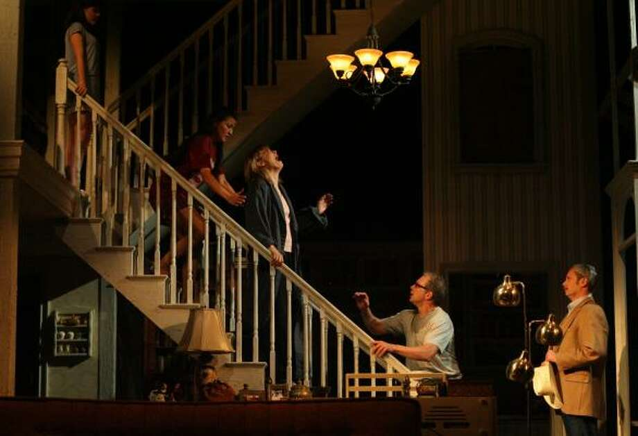 August: Osage County,Tracy Letts' take-no-prisoners family saga, is considered a Tony shoo-in.
