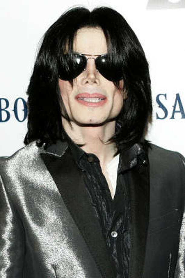 Jackson wasn't in court, and the amount of the prince's damage claim wasn't specified in documents. Photo: Danny Moloshok, Associated Press