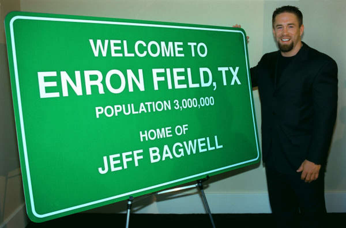Some things in life come and go, but the memory of Jeff Bagwell as a steady, dependable, hard-working baseball player will be an enduring one.