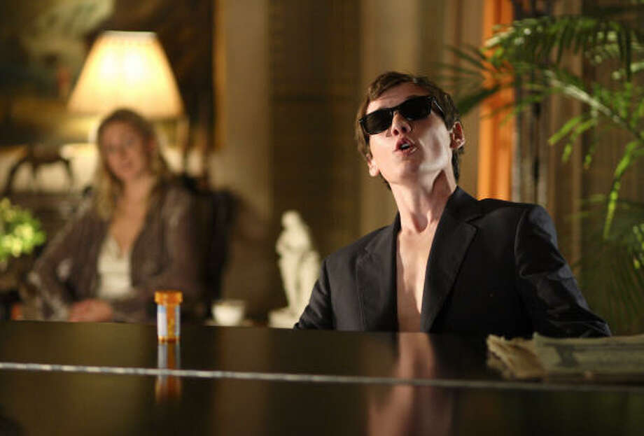 Anton Yelchin stars in the title role in  Charlie Bartlett. Photo: Ken Woroner, AP