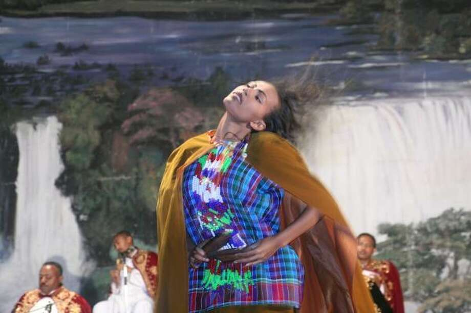 Ethiopia Dance Troupe will perform at iFest. Photo: Courtesy Photo