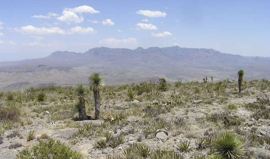The Christmas Mountains were donated to the state of Texas 17 years ago. Texas Land Commissioner Jerry Patterson's first efforts to sell the land upset those who donated the property. Photo: TEXAS GENERAL LAND OFFICE