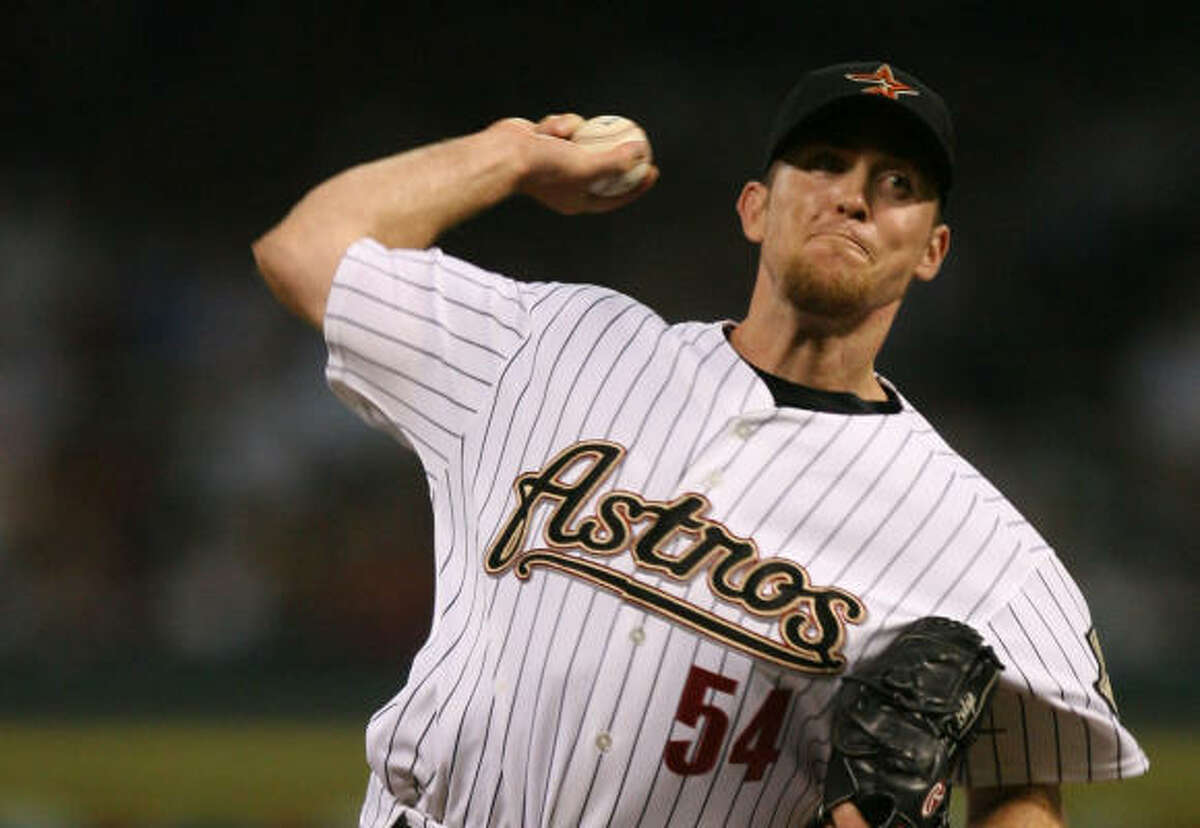 Astros closer Brad Lidge has been demoted in favor of Dan Wheeler.