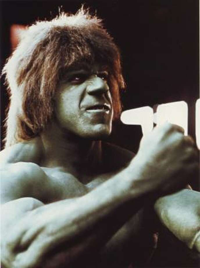 "Lou Ferigno, the star of ""The Incredible Hulk,"" will appear at Wizard World Austin Comic Con. Photo: Wizard World"