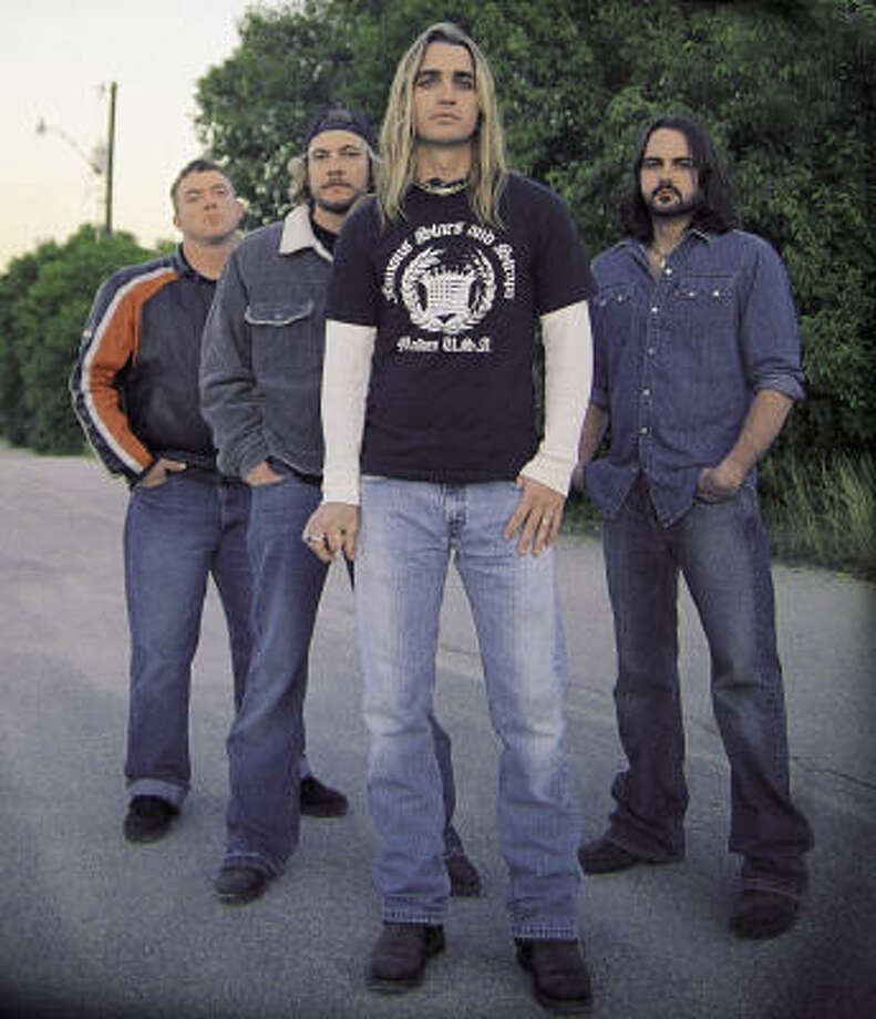 Cross Canadian Ragweed will headline this year's ZiegenBock Music Festival at Sam Houston Race Park on Oct. 20. Photo: David McLister, Special To The Chronicle