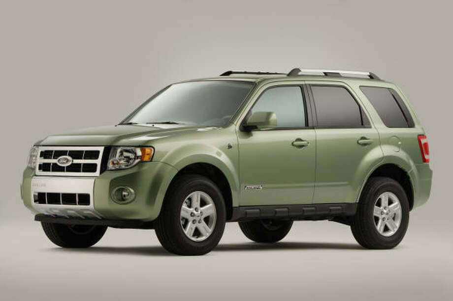 2008 Ford Escape Hybrid Photo: Wieck