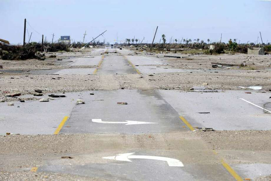 Counties in Southeast Texas affected by Hurricane Ike should be getting money from the General Land Office for rebuilding soon. Valentino Mauricio/The Enterprise