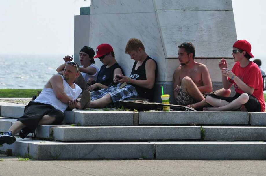 Gathering of the Vibes - Thursday 21, 2011 Photo: Tebben Lopez / Hearst Connecticut Media Group