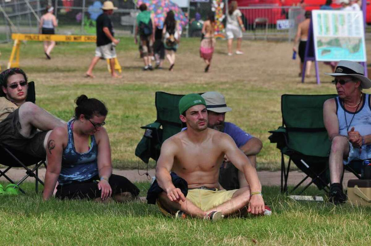 Gathering of the Vibes - Thursday 21, 2011