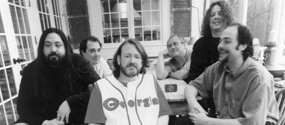 Widespread Panic kicks off the classic rock series May 2. Photo: C. TAYLOR CROTHERS, CHRONICLE FILE