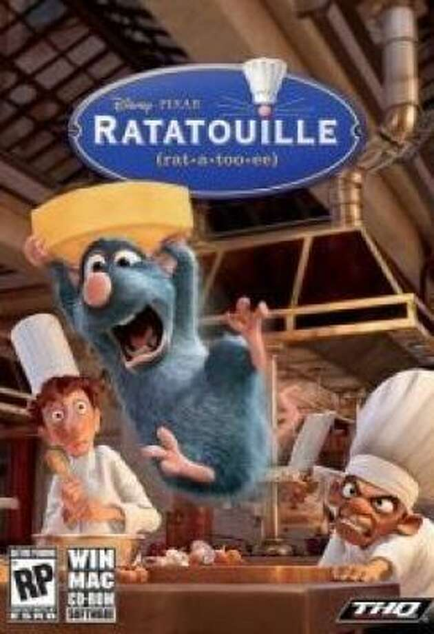 Ratatouille works best on PS3 or Xbox. Photo: THQ