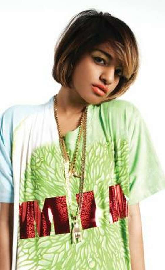 M.I.A. takes her global-groove consciousness to new places on Kala. Photo: Universal Music