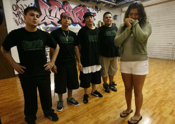 Perfect quinceañera has right moves - Houston Chronicle