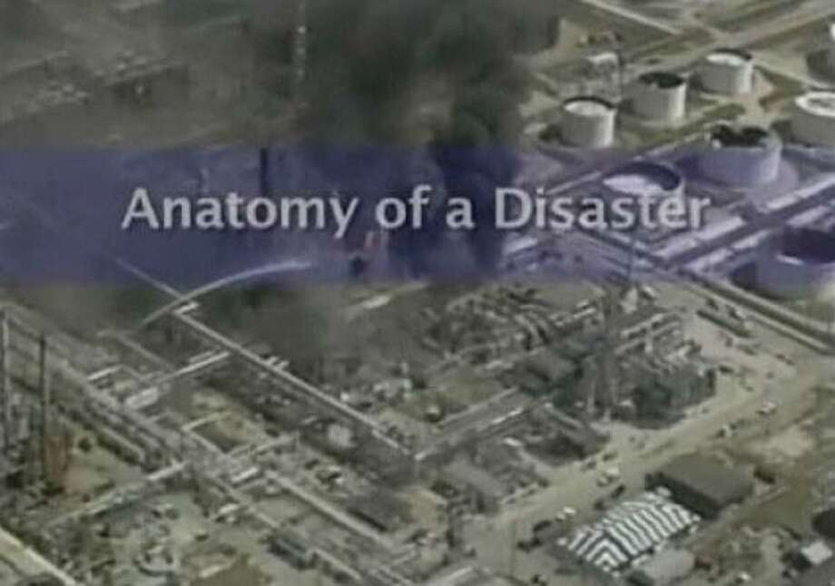 The Anatomy of a Disaster: Explosion at BP Texas City Refinery video from the U.S. Chemical Safety and Hazard Investigation Board examines the deadly explosion. Photo: CSB