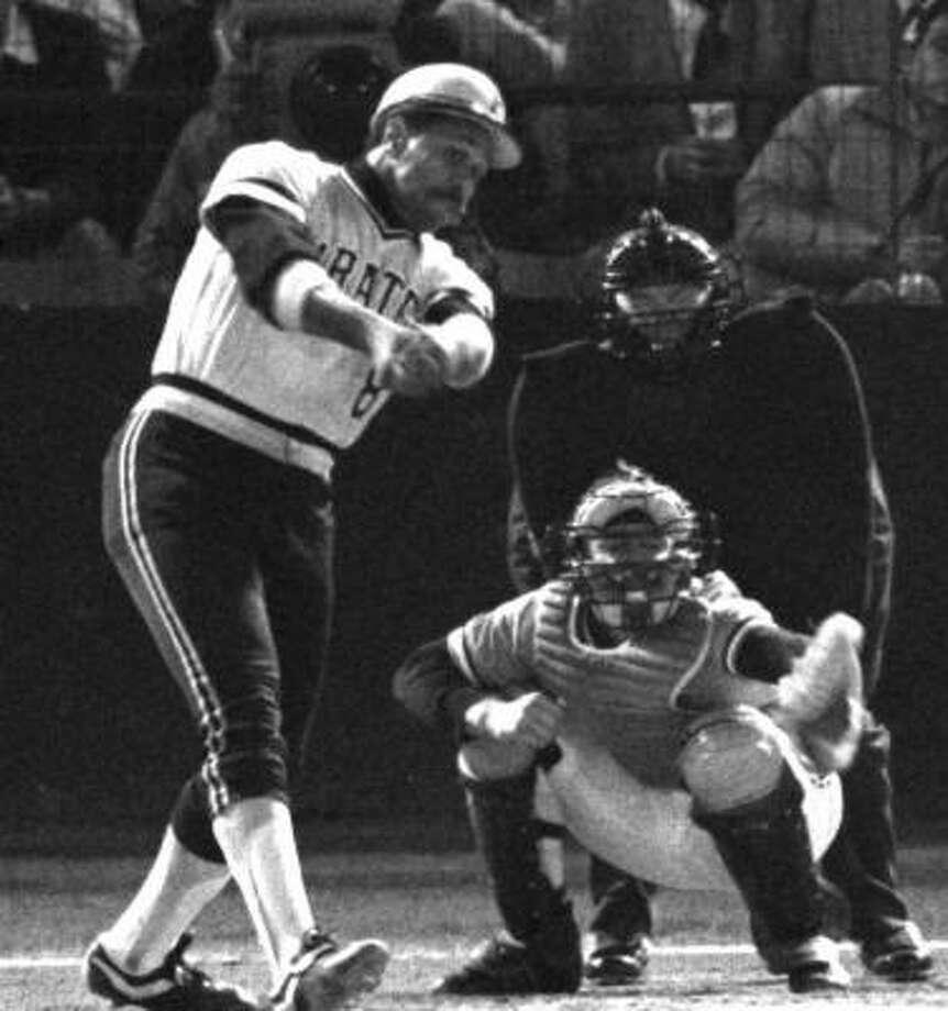 Orioles catcher Rick Dempsey had a career similar to Brad Ausmus'. Photo: AP