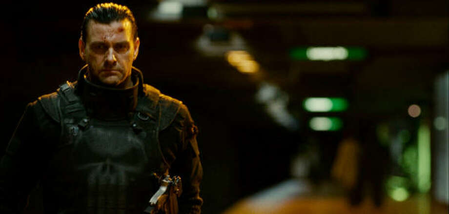 Frank Castle (Ray Stevenson) takes on New York City's crime bosses in Punisher: War Zone. Photo: Lionsgate