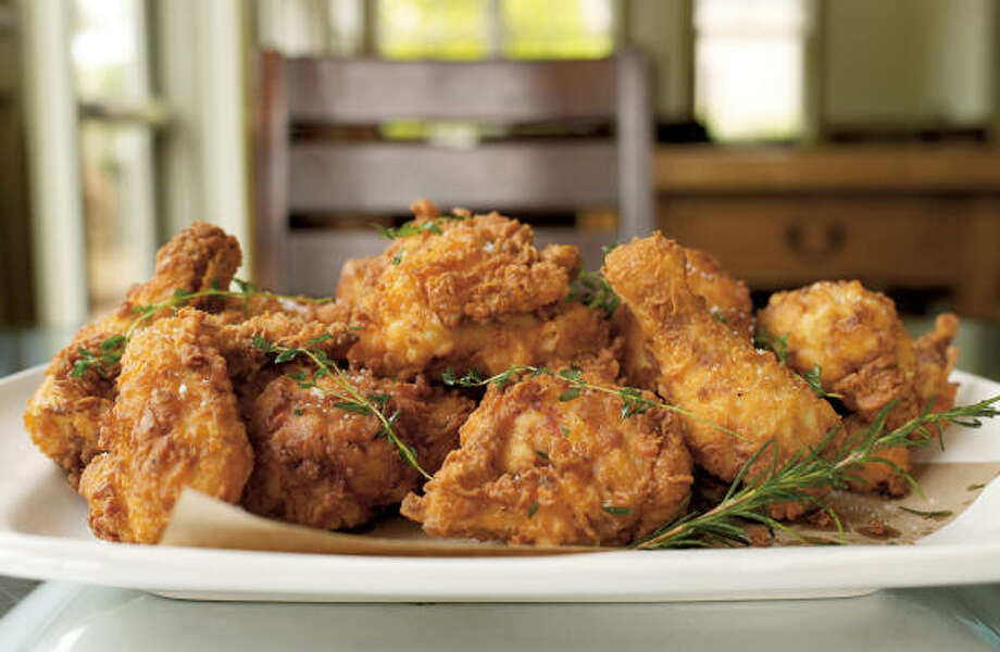 Buttermilk Fried Chicken Photo: Deborah Jones, ARTISAN BOOKS