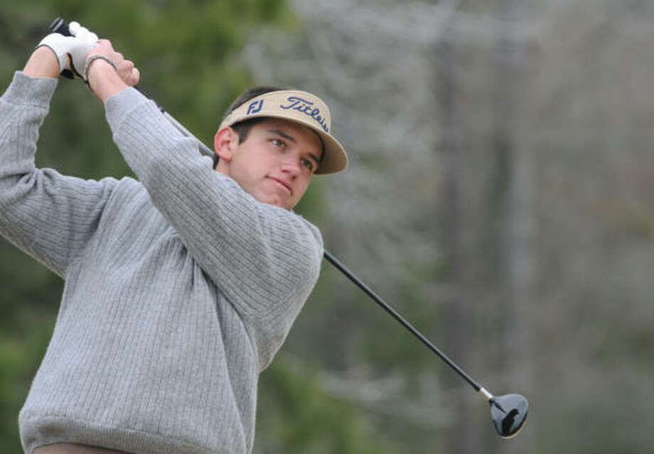 Memorial's Cory Whitsett is seeking his second state title in four years. Photo: Chronicle File Photo