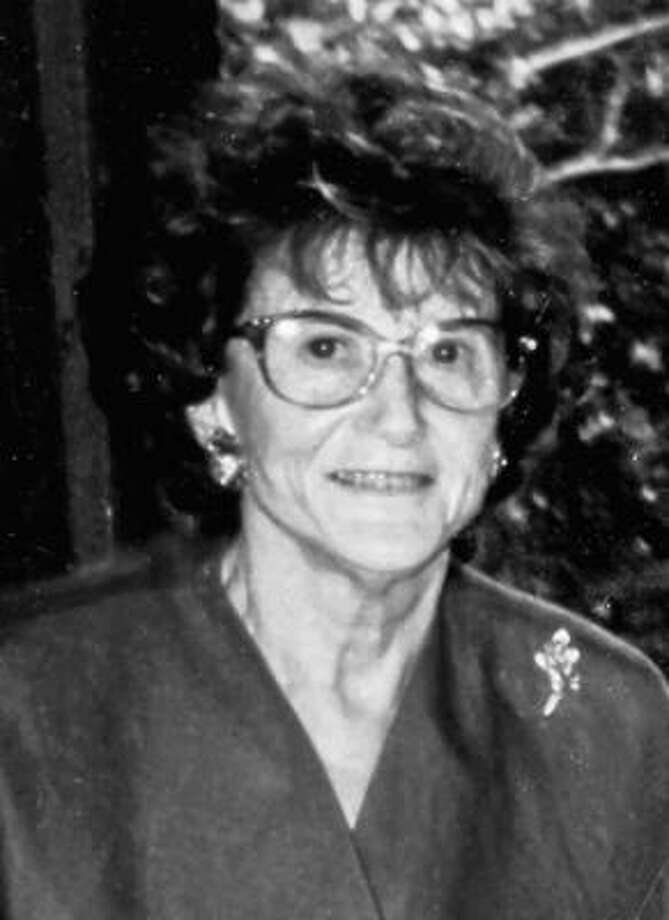 Ellen Brochstein was born in East Prussia, but had lived in Houston since 1938. Photo: Handout Photo