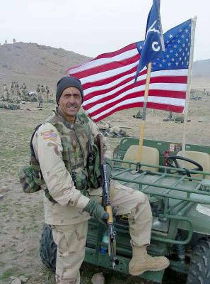 Dr. Sebastian ``Tom'' Tosto, now a Missouri City resident, had tours of duty in Afghanistan and Iraq after he joined the U.S. Army.