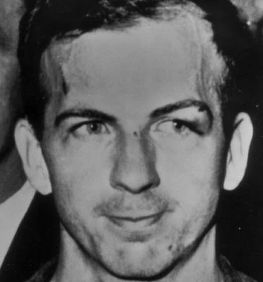 LEE HARVEY OSWALD: BURIEDJohn F. Kennedy's assassin was shot to death at a Dallas police station two days after the president was killed in 1963. Oswald was never put on trial, but authorities concluded he was the killer. His body was exhumed in 1981 from a cemetery in Fort Worth, Texas, to put to rest theories that Oswald's body wasn't actually there. Authorities used dental records to conclude the remains did, indeed, belong to the man who shot the president in 1963. The body was then reburied at Rose Hill Memorial Cemetery in Fort Worth. 