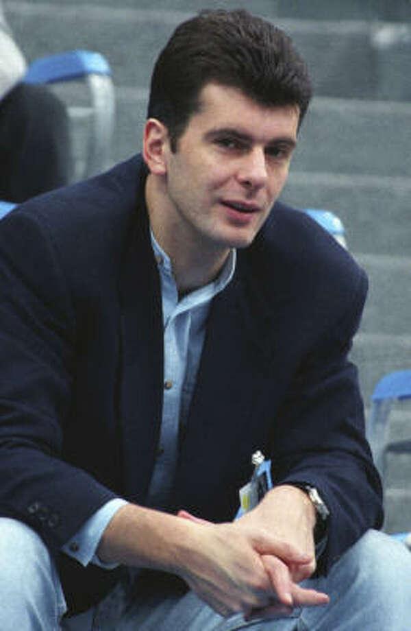 "Mikhail Prokhorov ""denies pimping"" at an Alpine resort, a prosecutor said. Photo: ALEXEI SAZONOV, AP"
