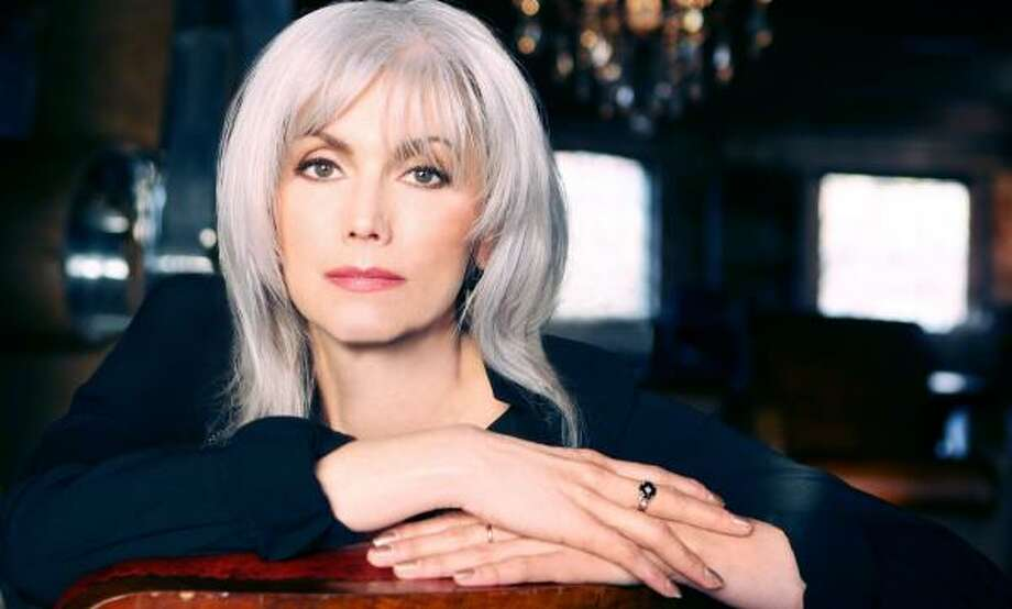 Emmylou Harris makes each song she sings her own, thanks to her voice and singing style. Photo: NONESUCH RECORDS
