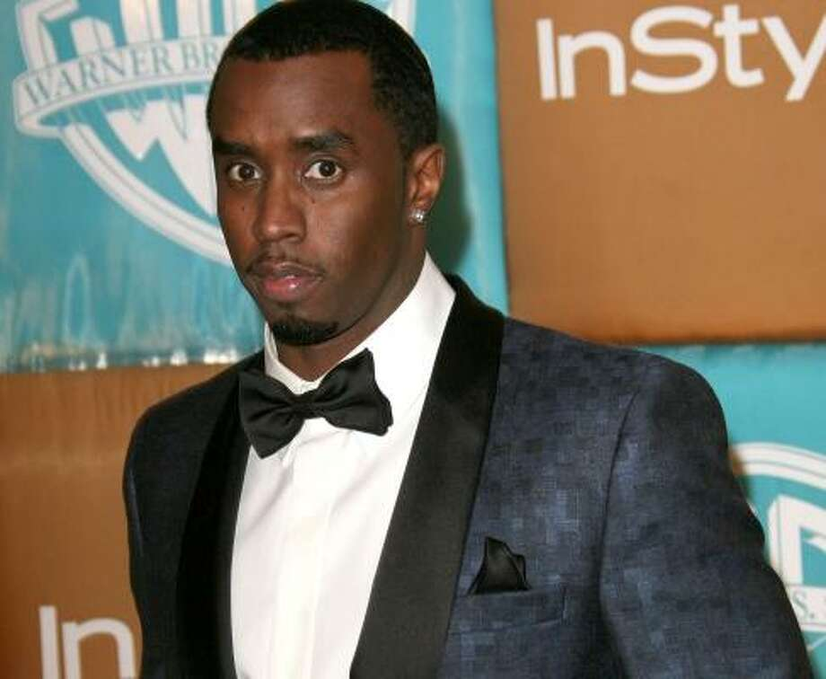 """Sean """"Diddy"""" Combs is involved in a dispute over his name with a U.K. singer and record producer. Photo: Chad Buchanan, GETTY IMAGES"""