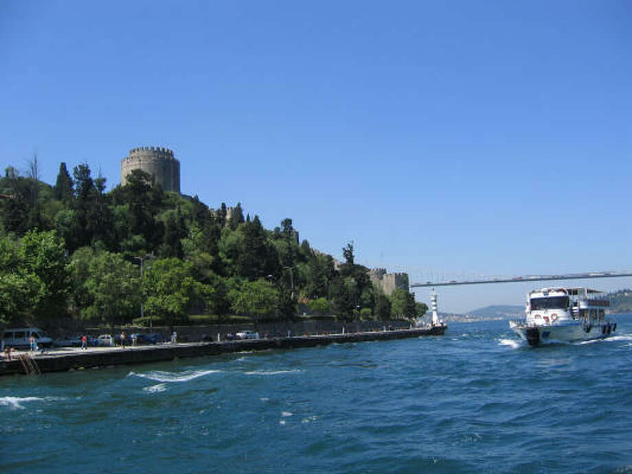 A cruise on the Bosporus Strait is a delightful way to take in the sights of Istanbul. Photo: TRACY BARNETT, SAN ANTONIO EXPRESS-NEWS