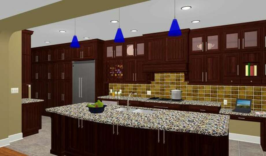 PICTURE PERFECT: Design professionals can visualize a project using 3D modeling software.