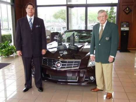 gm s highest awards presented to david taylor cadillac buick houston chronicle. Cars Review. Best American Auto & Cars Review