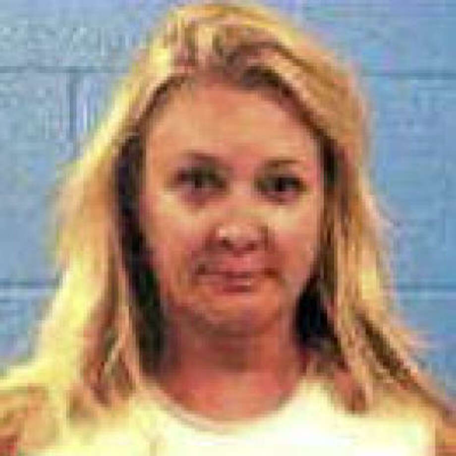 Shannon Marketic, released after posting $500 bail, denies she stole from the store. Photo:  Denton Police Department