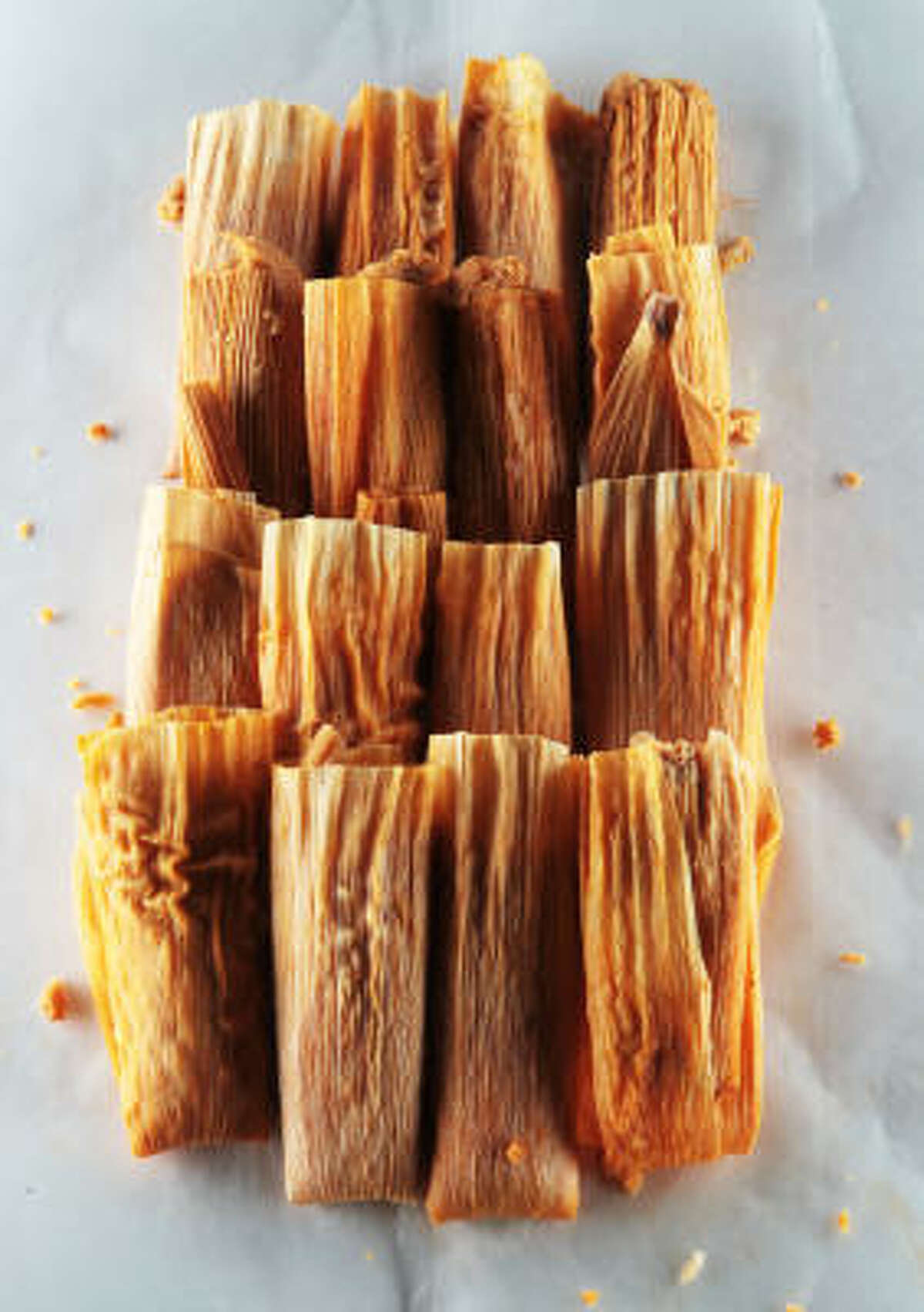 Tamales are a vital part of the Christmas holidays throughout Texas and the Southwest.
