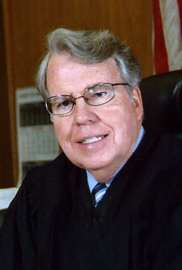 Los Angeles County Superior Court Judge Michael T. Sauer, shown in an undated photo, has said he is unfazed by the high-profile Hilton case Photo: Don Ray, AP