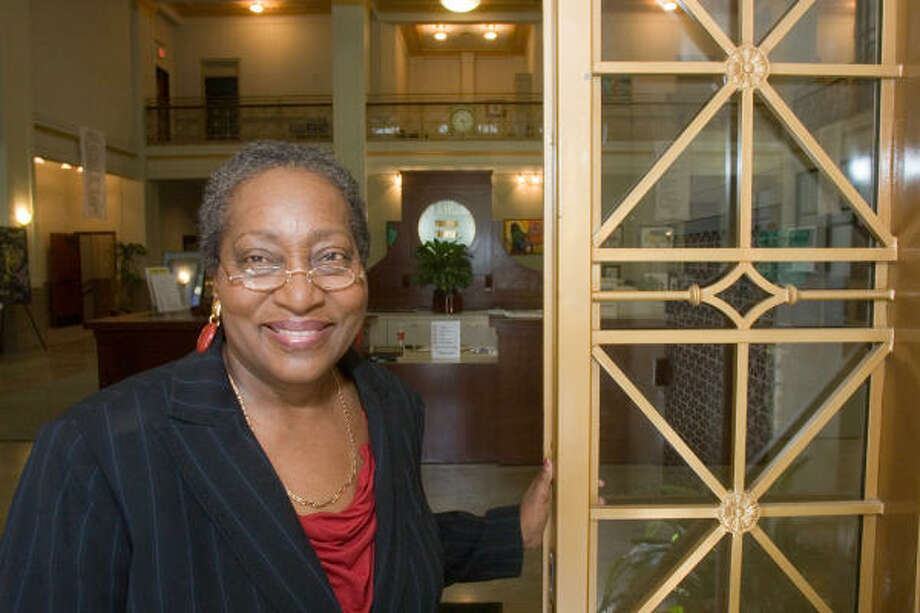 Sylvia Brooks, president and CEO of the  Houston Area Urban League, is set to retire after 16 years in the position. Photo: R. Clayton McKee, For The Chronicle