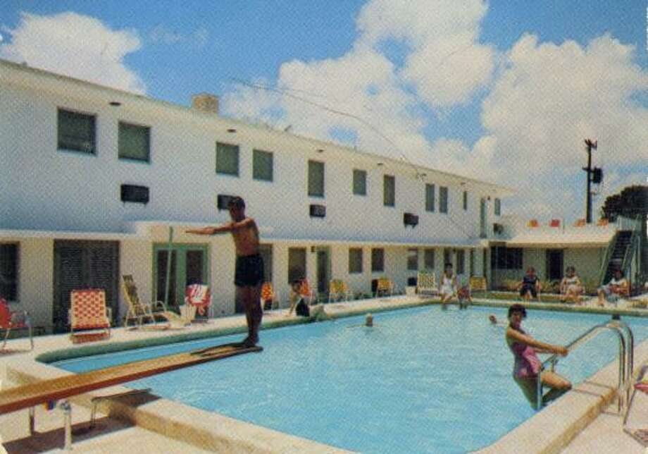 "The university purchased the Town and Country Motel in 1955 as a dorm and then converted it into a convent nicknamed ""The Villa."" ""If that Villa could talk,"" chuckles one nun. Photo: Barry University, BARRY UNIVERSITY"