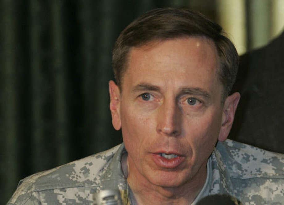 Gen. David Petraeus denied political aspirations on Fox News Sunday. Photo: Getty Images